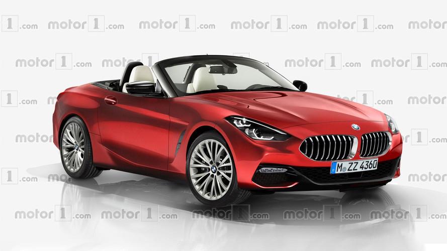 DESIGN - Le BMW Z4 pourrait ressembler à ça !
