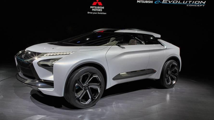 Mitsubishi vai lançar SUV elétrico sucessor do Lancer Evolution em 2021