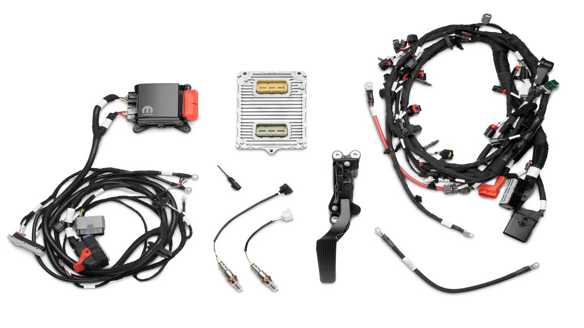 Hellcat Everything Factory Mopar Crate Engine Now 4500 Cheaper Nitrous Wiring Harness