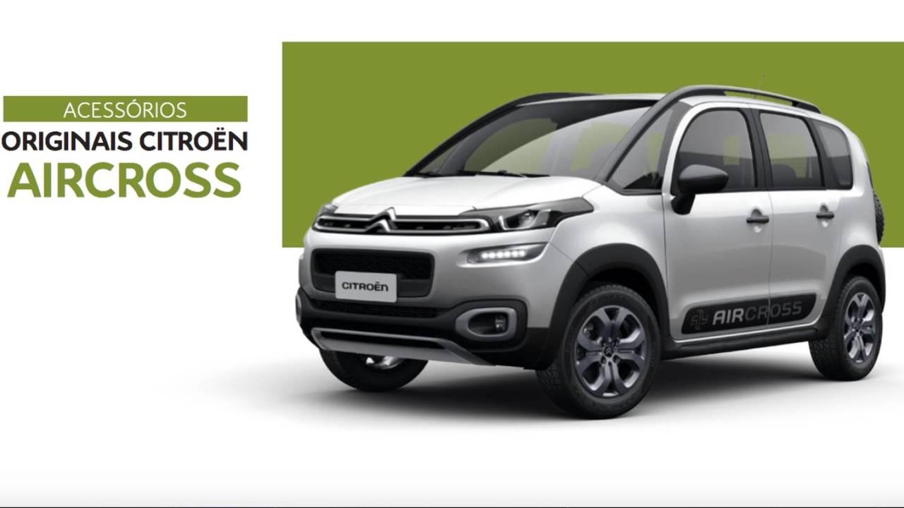 Citroën - Linha de Acessórios