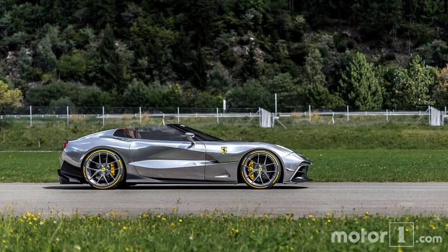 KVC - Ferrari F12 TRS