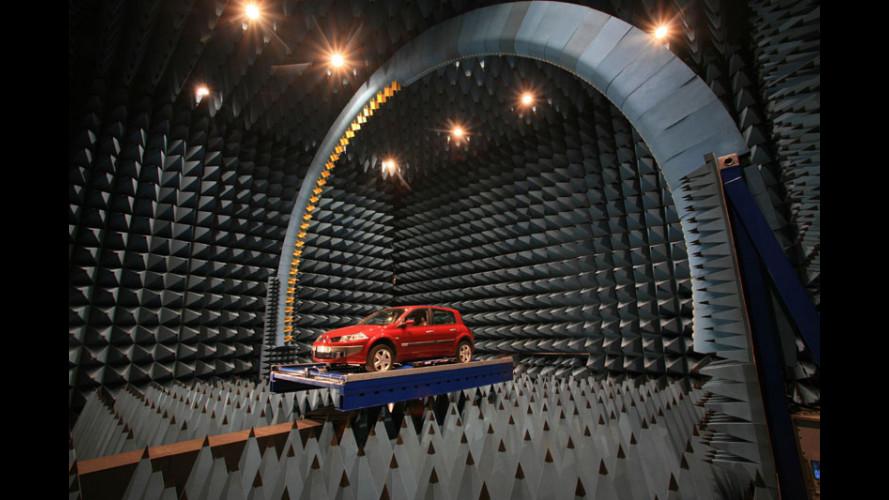 Renault inaugura il polo CEM