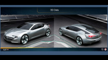 Opel Flextreme GT/E Concept. Presentazione