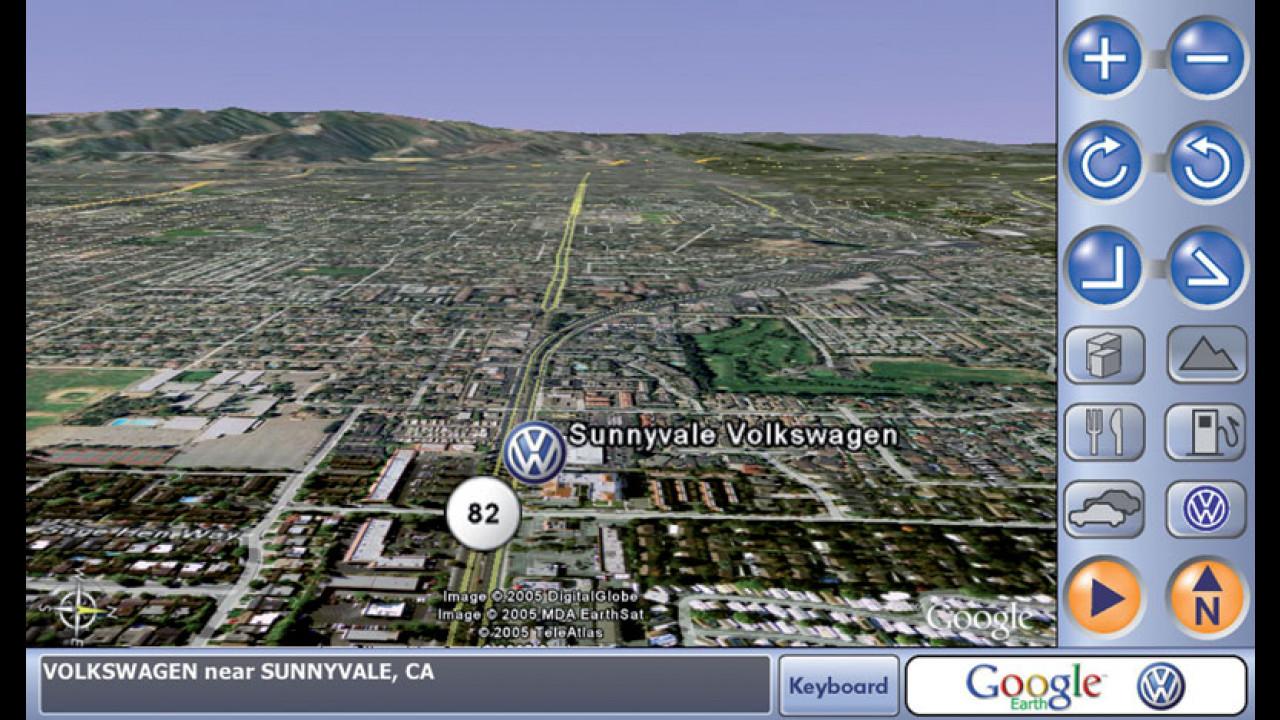 Nasce il navigatore Google Earth