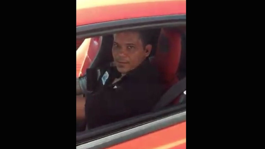 Dealership Employee Caught With Customer Camaro At Drive-Through