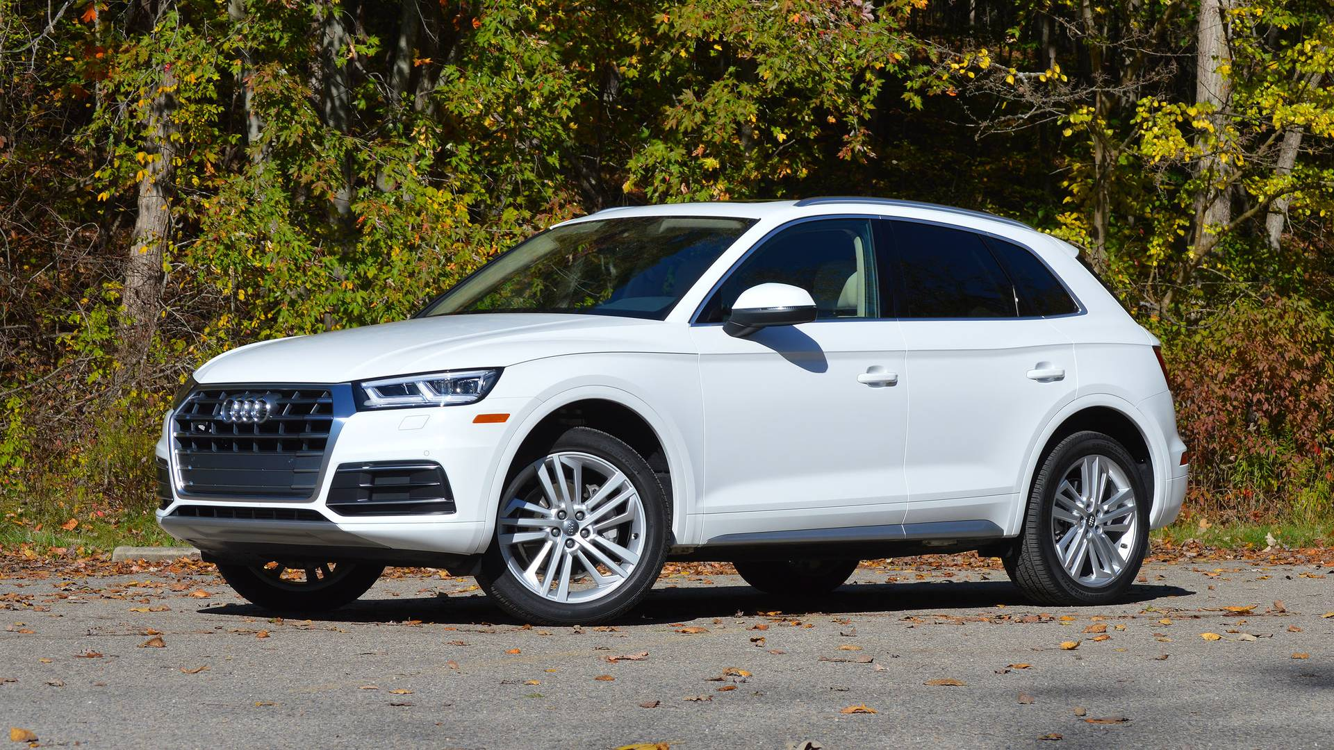 Audi Q Review Playing To The Base - 2018 audi sq5