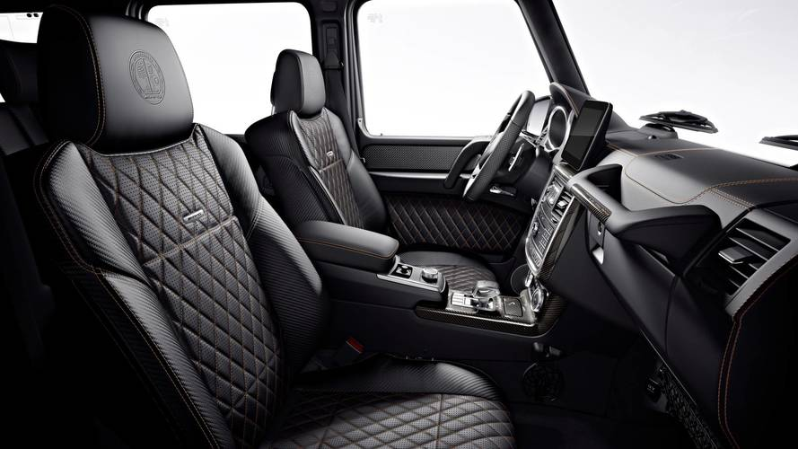 2018 Mercedes-AMG G65 Final Edition