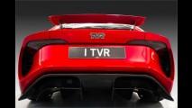 TVR ist zurück! Mit dem Griffith
