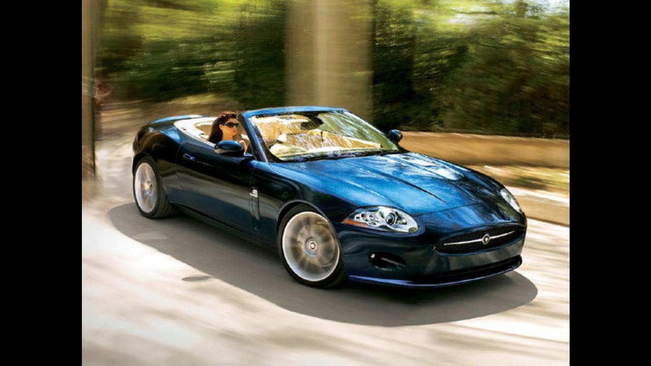 Jaguar XK cabriolet