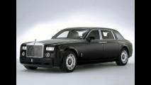 Rolls Royce extended Phantom