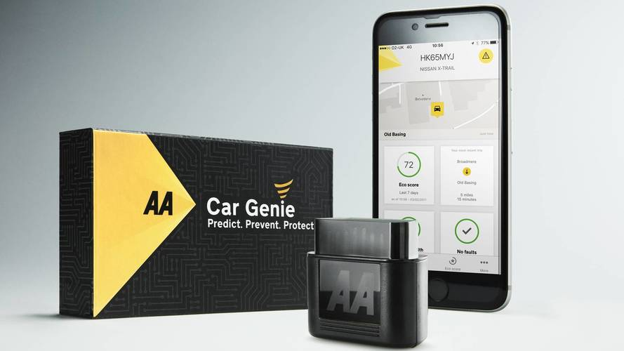Users find unexpected extra uses for AA Car Genie system