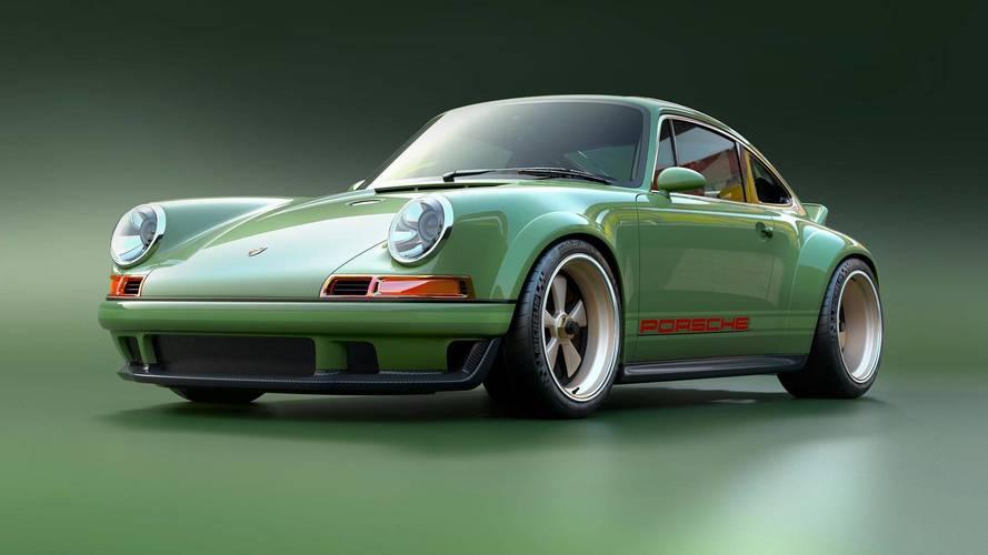 Singer & Williams - Porsche 911