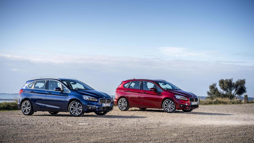 BMW 2-Series Active Tourer gains xDrive system