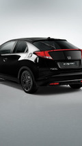Honda Civic Black Edition (UK-spec)