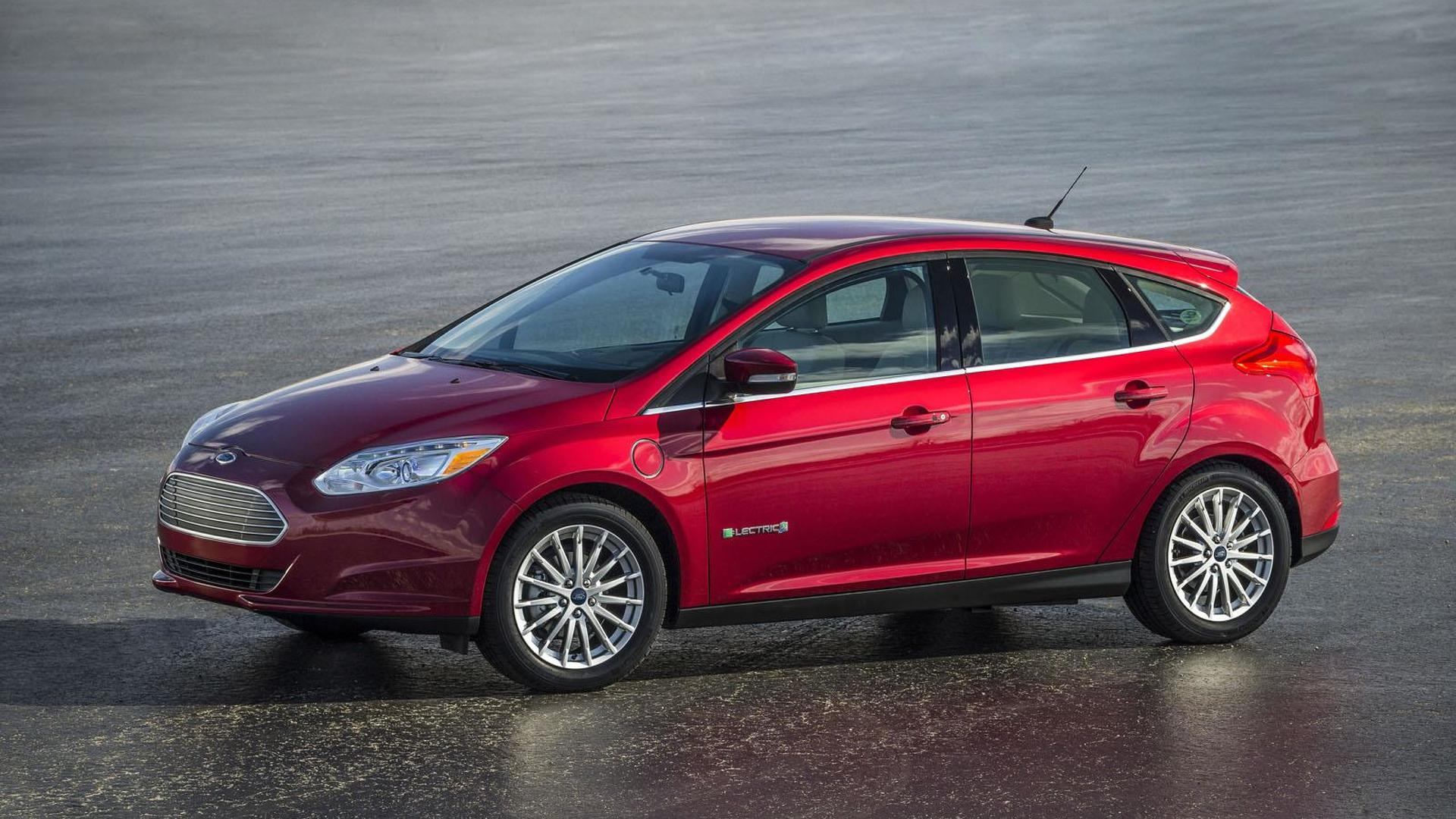 2017 Ford Focus Electric To Have 33 5 Kwh Battery For An Estimated 110 Mile Range