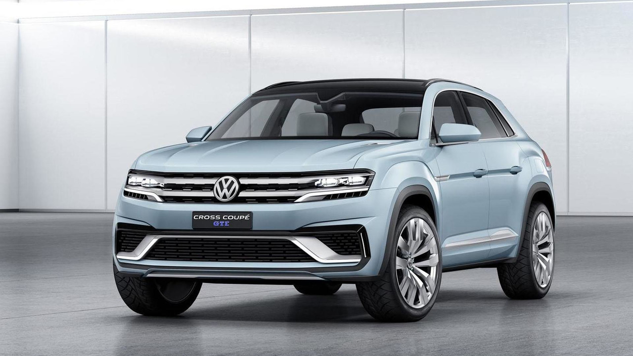 Vw Allegedly Preparing Tiguan Coupe For 2018