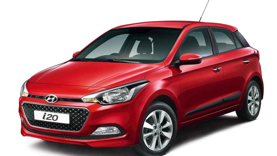 2015 Hyundai i20 officially revealed prior to Paris Motor Show debut