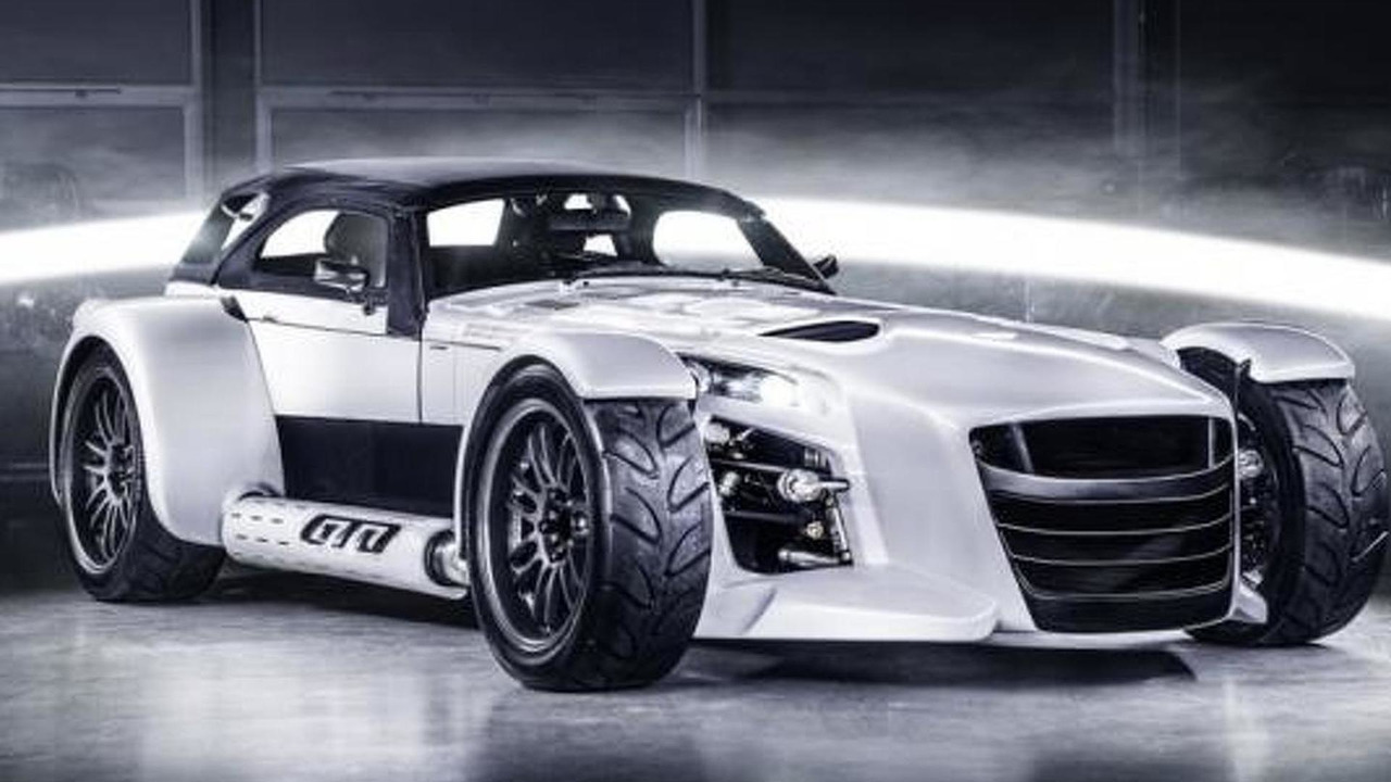 Donkervoort D8 GTO Bilster Berg Edition