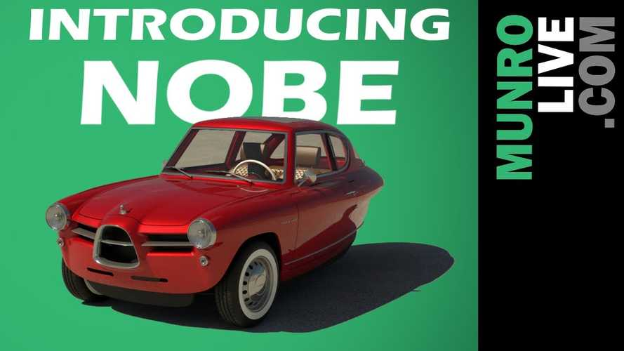 Sandy Munro Talks About His Partnership With Nobe Cars U.S. In New Video