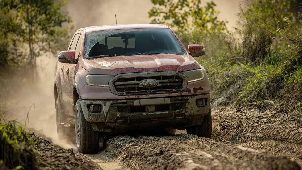 2021 Ford Ranger Tremor Larait