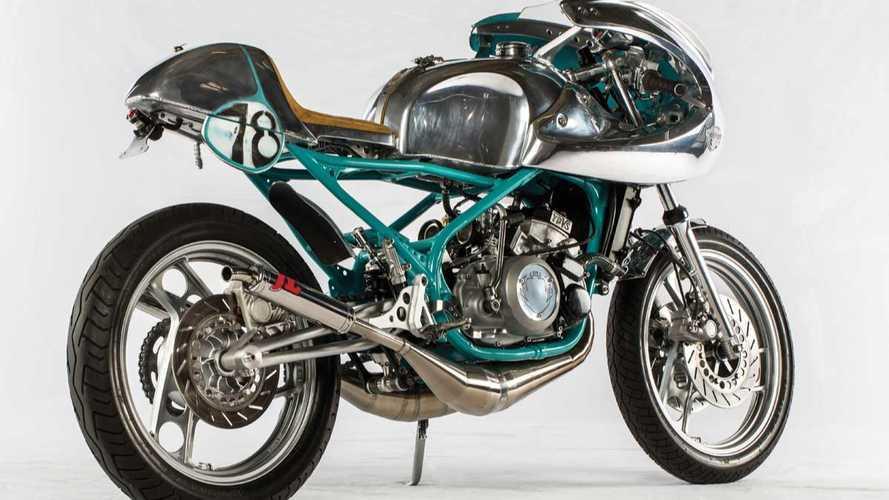 Blechmann Yamaha RD350 Cafe Racer