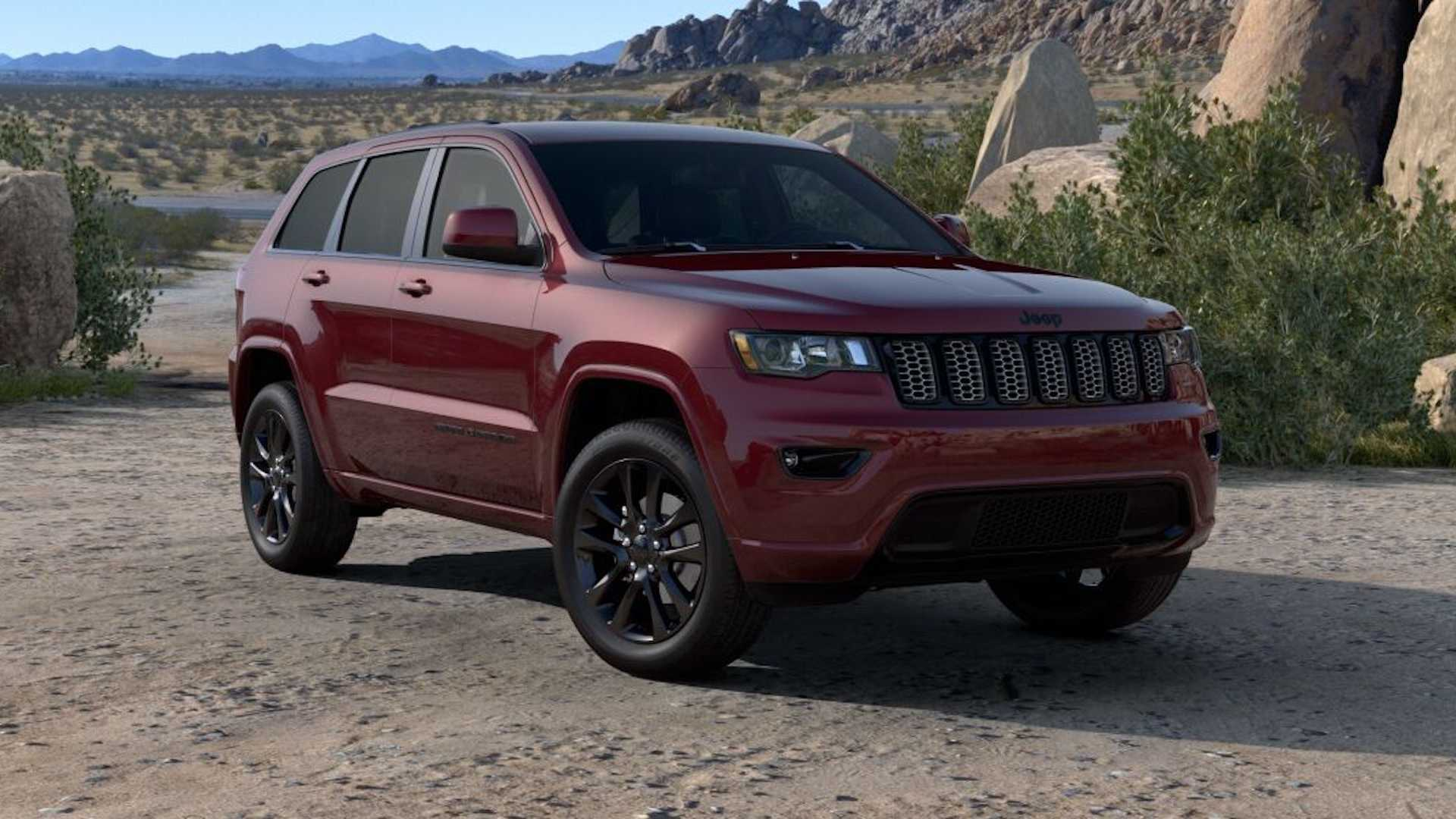 Jeep Quietly Brings Back Laredo X For 5 Grand Cherokee