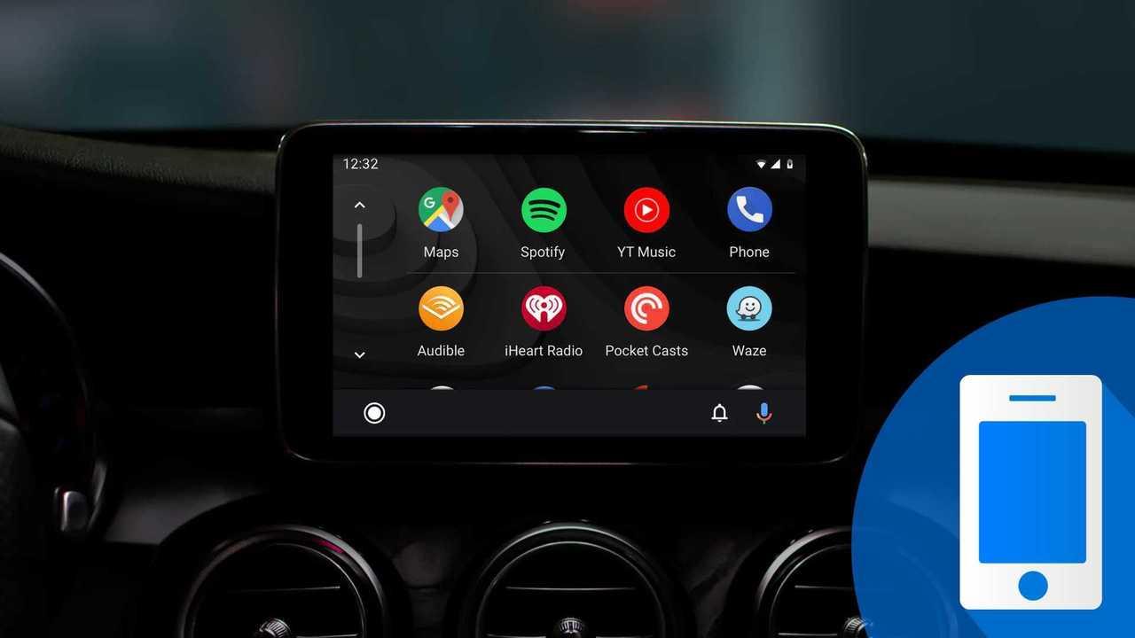 Android Auto generica con template