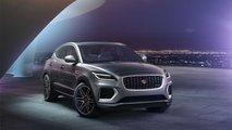 Jaguar E-Pace (2021): Kompakt-SUV mit neuen Motoren und als PHEV
