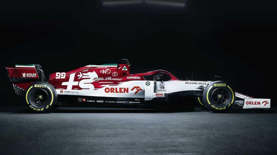 Alfa Romeo veste il Tricolore per il ritorno della F1 a Imola