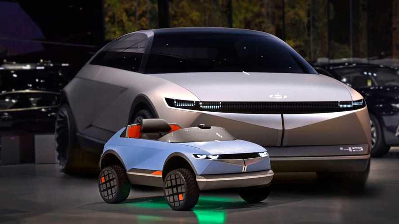 Hyundai baby Ioniq 5