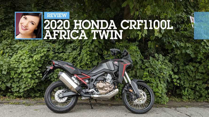Review: 2020 Honda CRF1100L Africa Twin