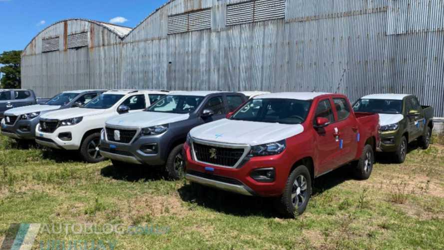 Peugeot Landtrek: primeiras unidades chegam ao Uruguai; e no Brasil?