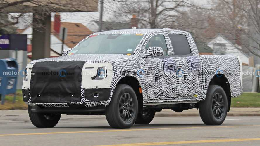 Ford Investing $1 Billion To Prepare For 2023 Ranger