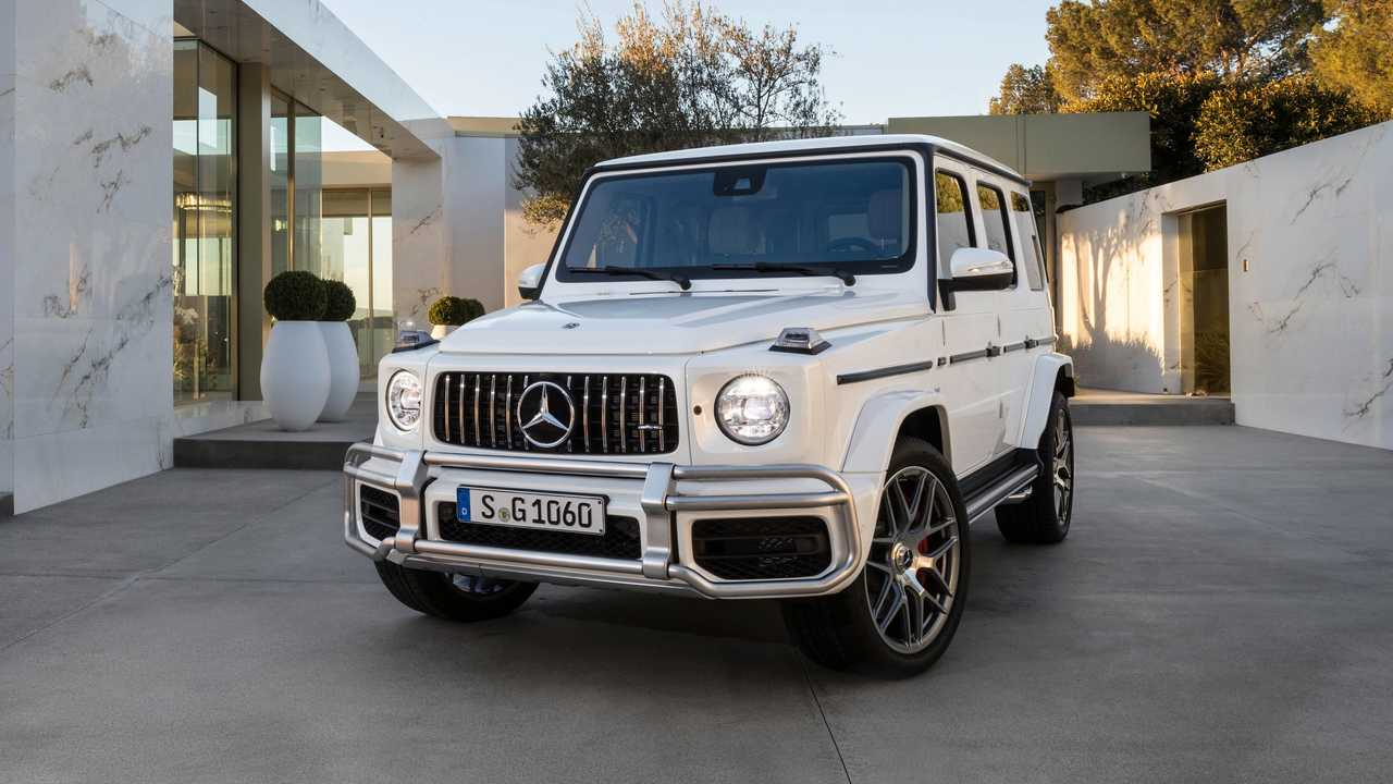 Mercedes G-Class named fastest-selling new vehicle in US