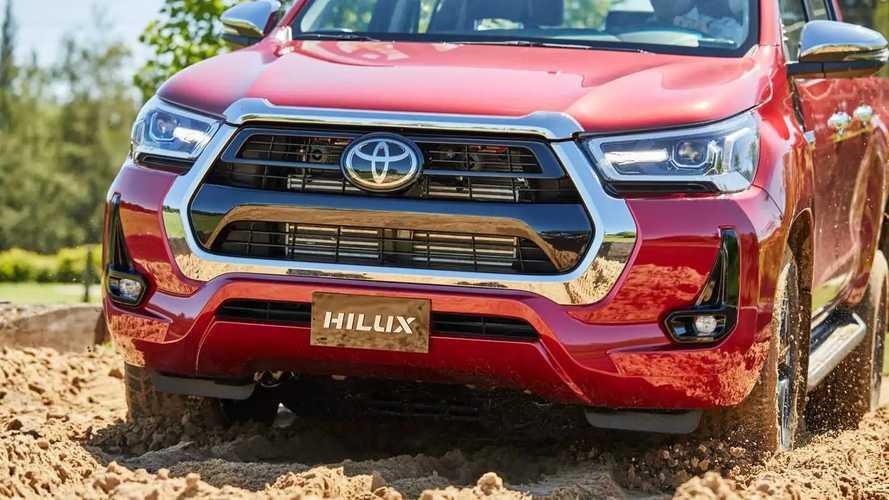 Novas Toyota Hilux e Tacoma serão unificadas e estrearão em 2023