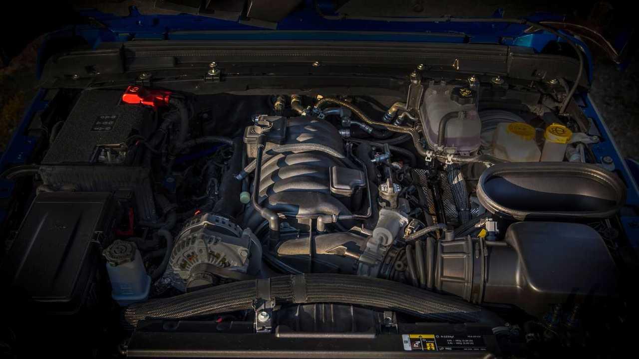 Engine 2021 Jeep Wrangler Rubicon 392
