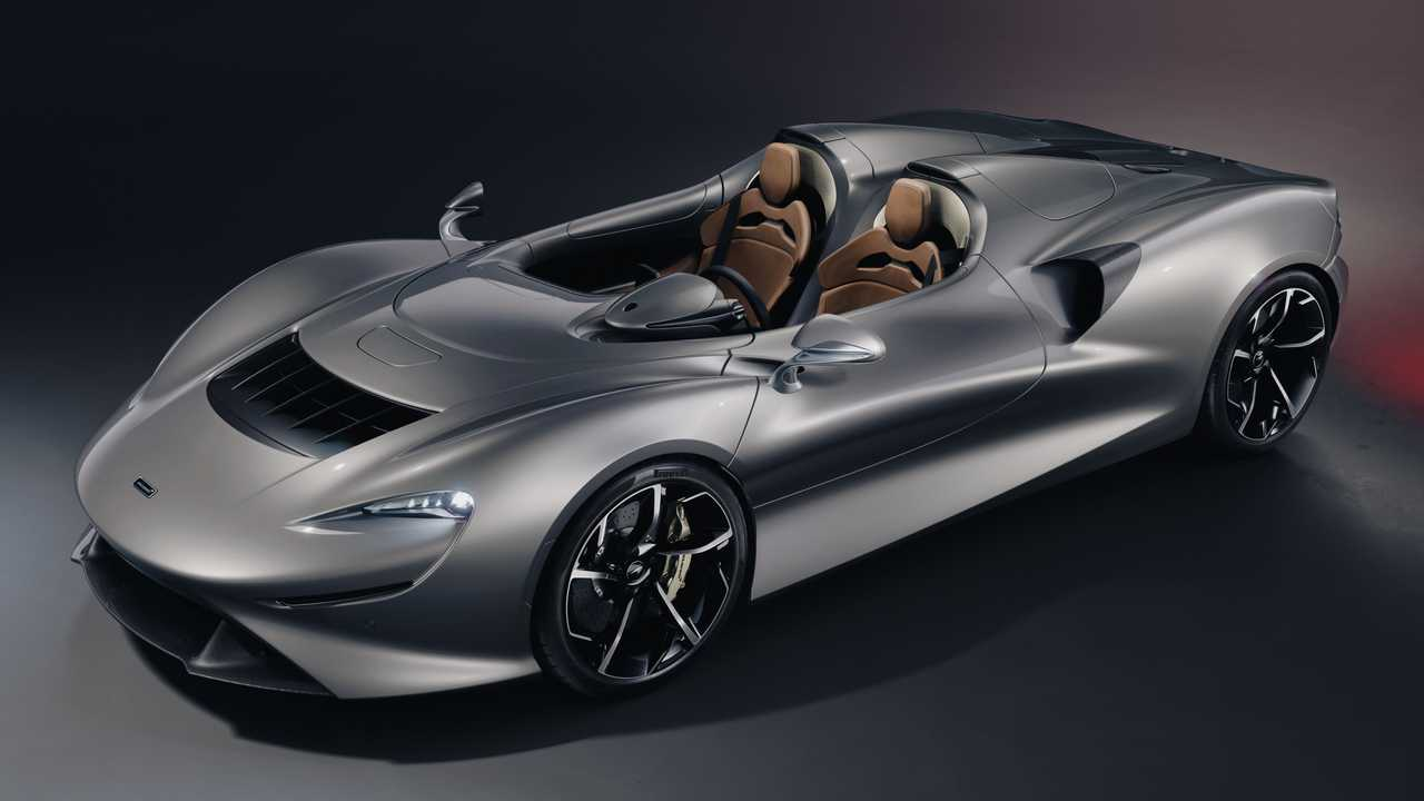 McLaren Cuts Elva Production To 149 Units, Shows Off Snazzy Designs