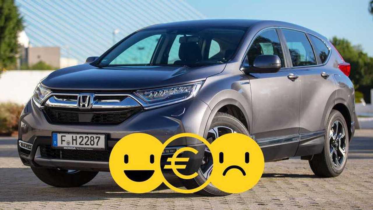 Honda CRV Hybrid promo settembre 2020