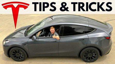 tesla model 3 model y tips and tricks