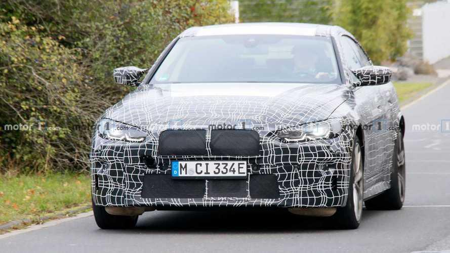 Est-ce un prototype de la BMW I4 M ?