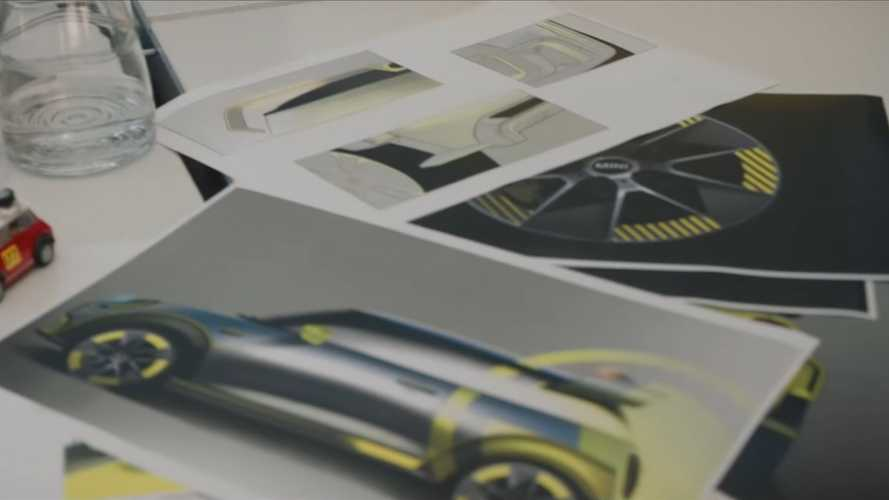 Electric Mini JCW GP Seemingly Teased In BMW iNext Video