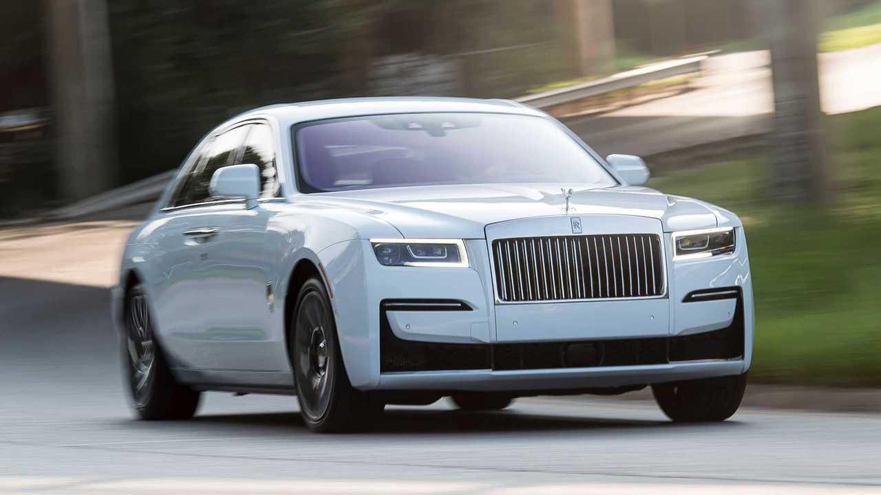 2021 Rolls-Royce Fantasma Exterior