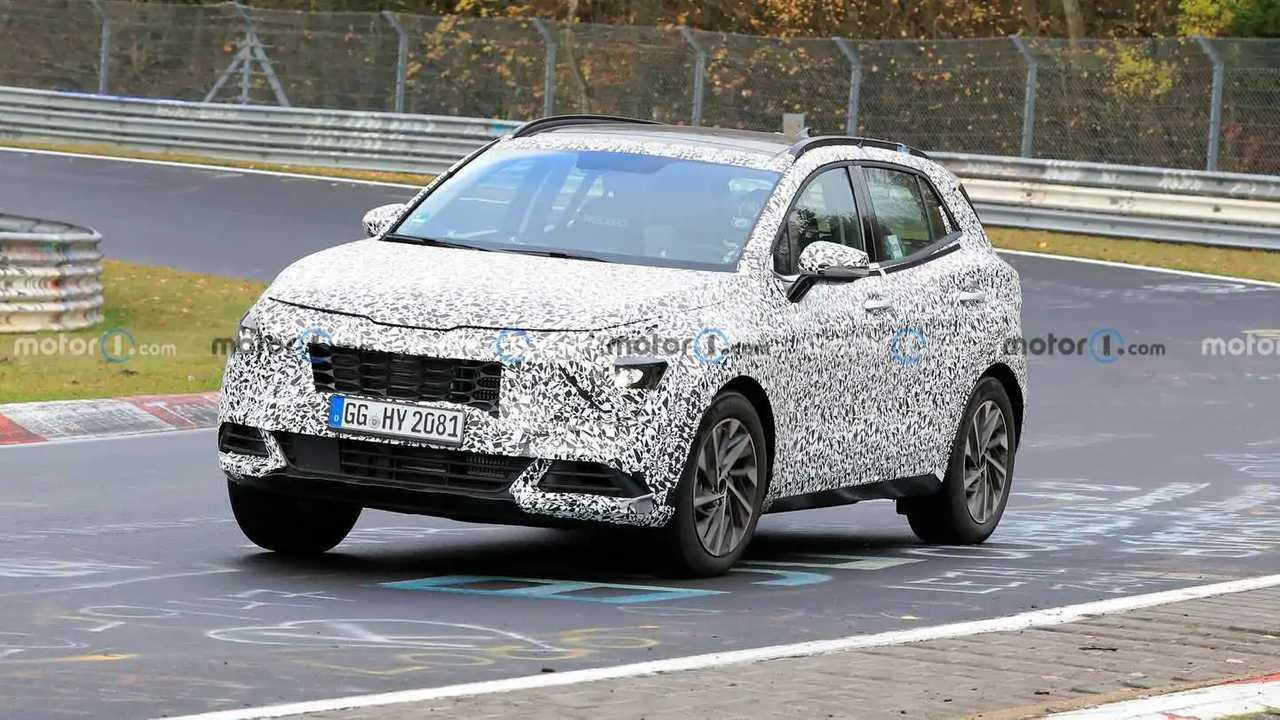 Новый Kia Sportage могут показать уже в июне