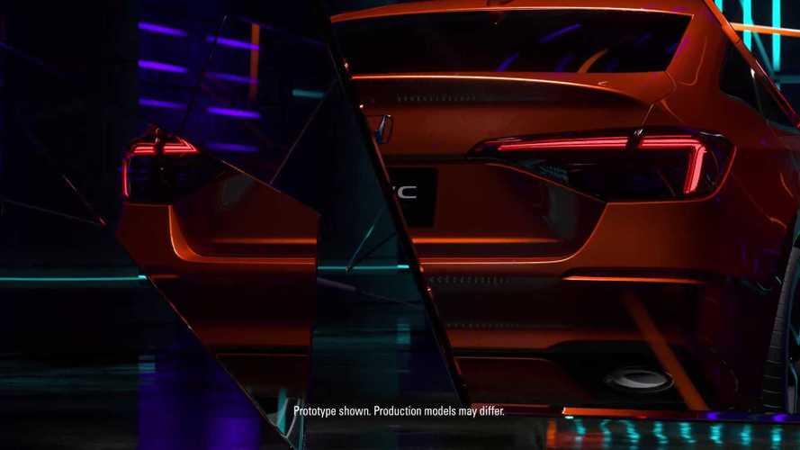 Suivez la présentation en direct de la nouvelle Honda Civic