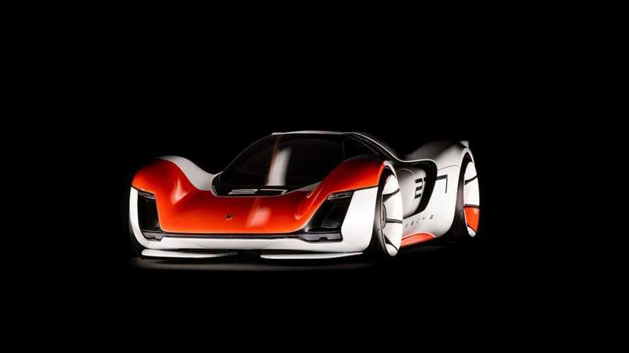 A Porsche kiállítja az elmúlt 20 év el nem készült modelljeinek prototípusait