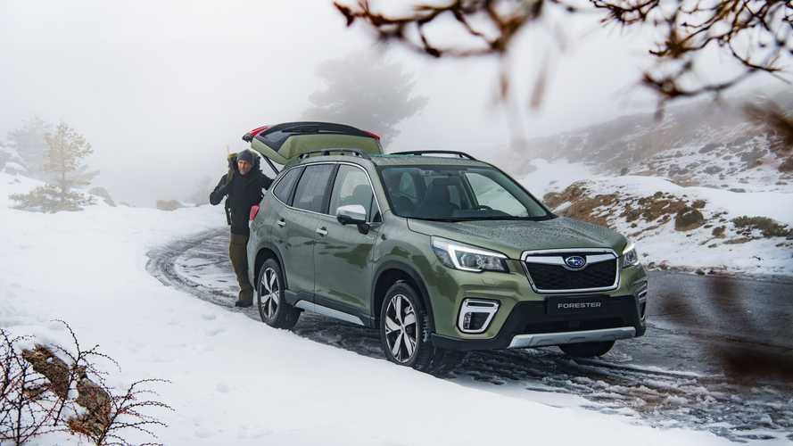Subaru te recuerda los consejos sobre conducción invernal