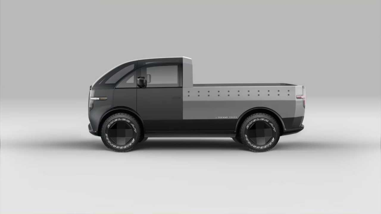 Canoo Will Apply Circular Economy Principles To Electric Pickup Trucks