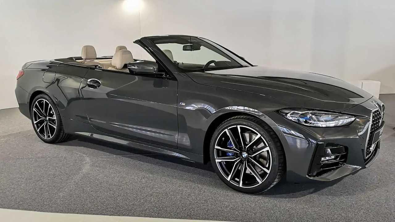 BMW 4 Serisi Cabrio İlk Bakış