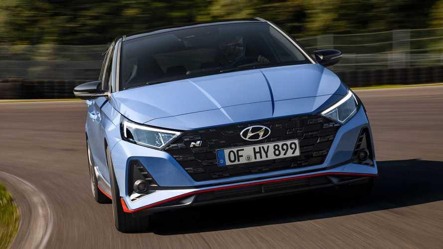 Les prix de la Hyundai i20 N dévoilés pour la France