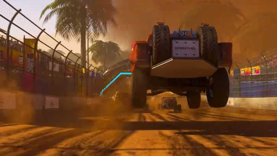 Смотрим релизный трейлер игры Dirt 5